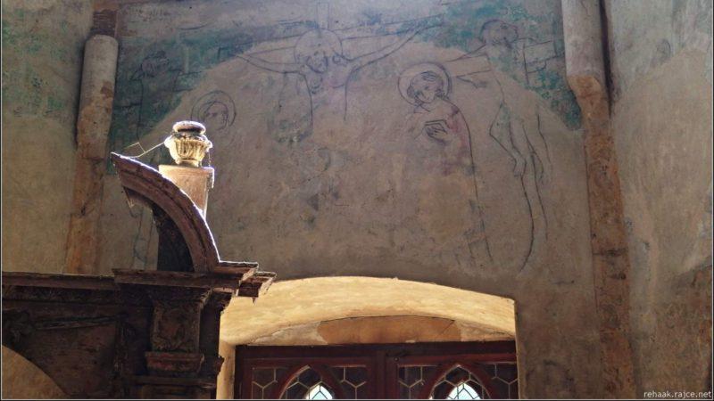 Hrad Houska je prý vchodem do pekla - dovede být hodně tajemný