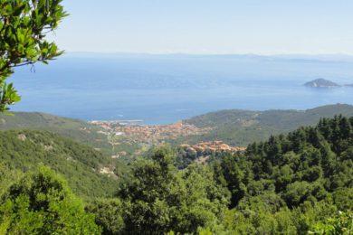 Krásný italský ostrov Elba