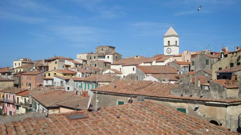 Elba má bohatou historii a zajímavou kulturu