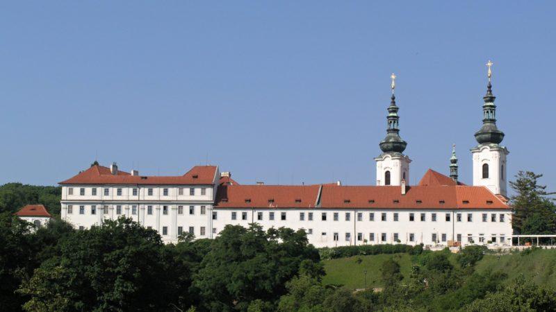 Panorama Strahovského kláštera