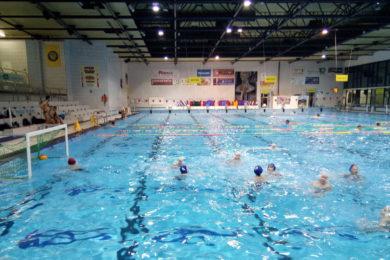 Plavecký bazén Slovany