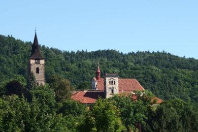 Sázavský klášter – Akce, historie, otvírací doba