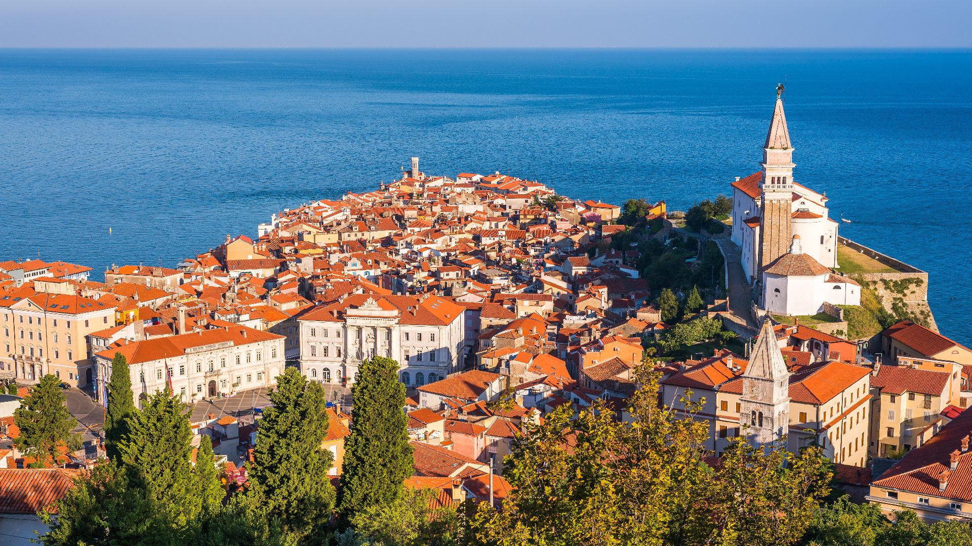 Slovinské moře – Výlet za přístavy Izola, Koper, Portorož a Piran