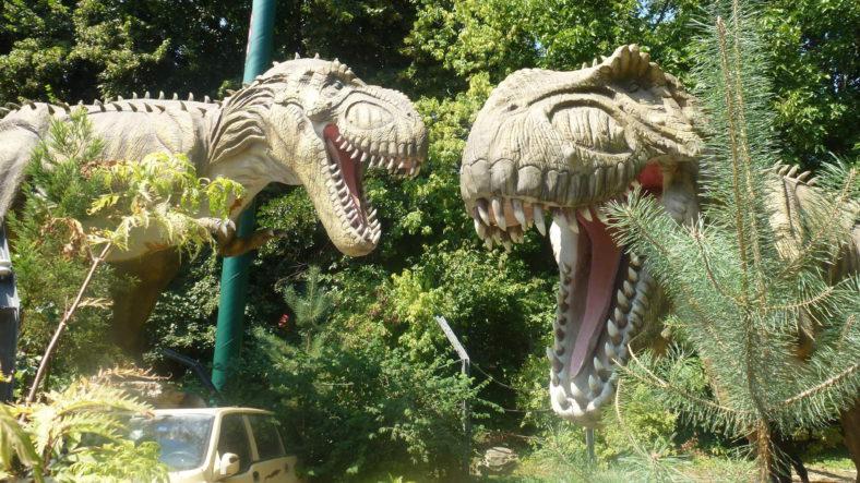 Dinopark Vyškov – Vstupné, otevírací doba, sleva