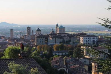 Bergamo v Itálii – Co vidět, mapa, počasí, letiště