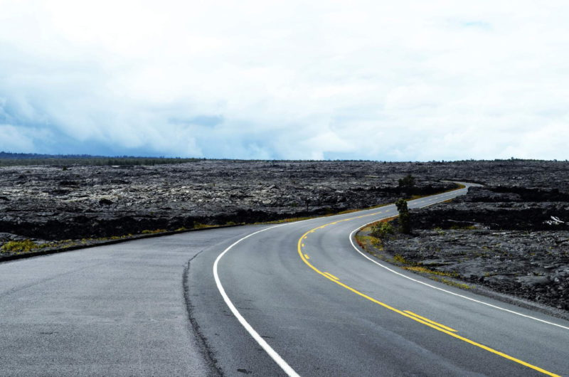Sopka místním dokáže pořádně komplikovat život