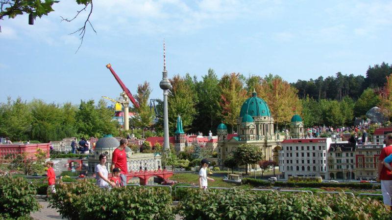 V německém Legolandu najdete snad všechny známé německé stavby