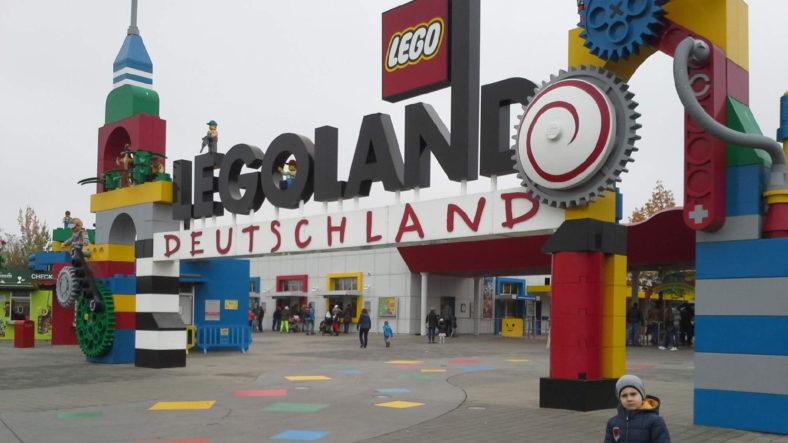 Legoland v Německu – Vstupné, atrakce, zájezdy