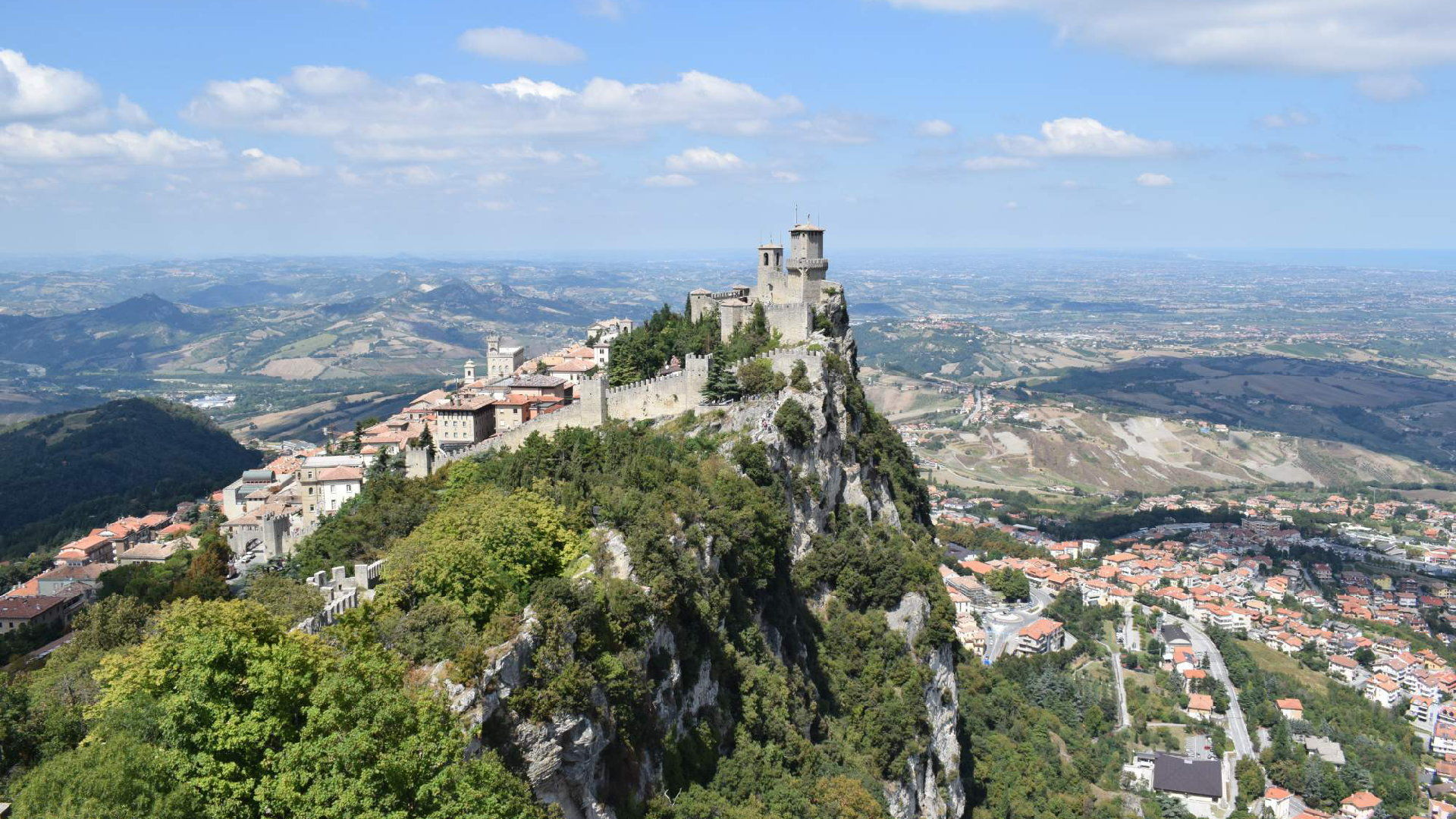 San Marino v Itálii – Turistické zajímavosti, památky