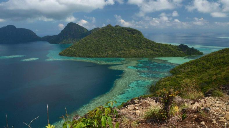 Borneo cestopis + Máme pro vás mapu, počasí i letenky