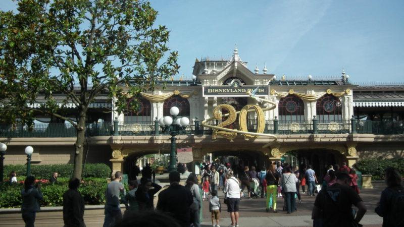 Disneyland je úžasné pohádkové místo