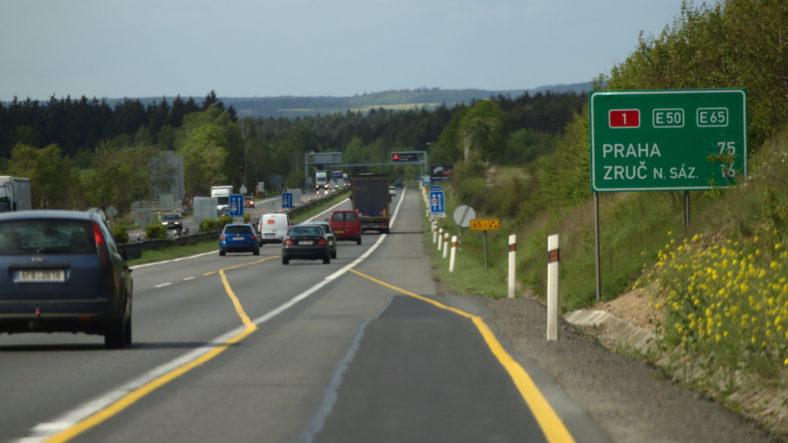 Kamery D1 – Živé záběry z webkamer z dálnice