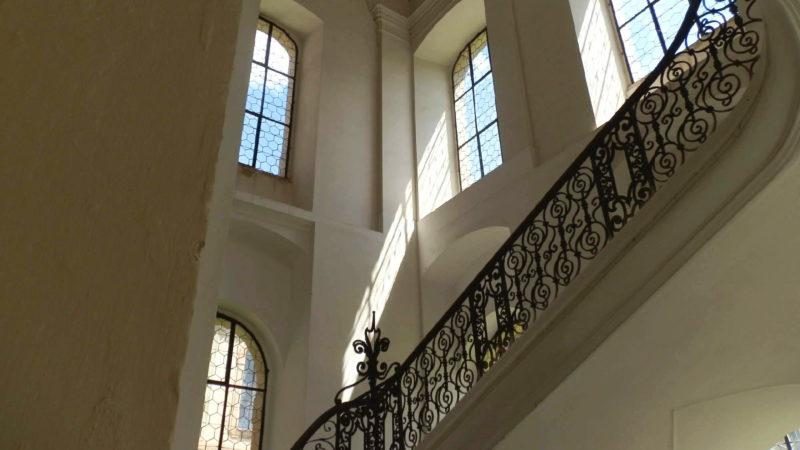 Interiéry klášteru Plasy