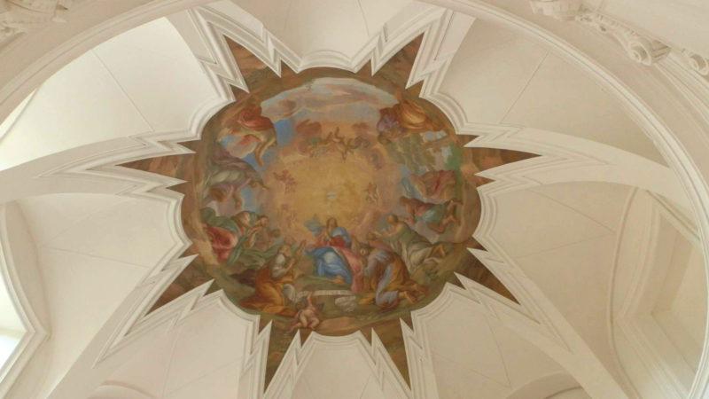 Nádherná architektura klášteru Plasy