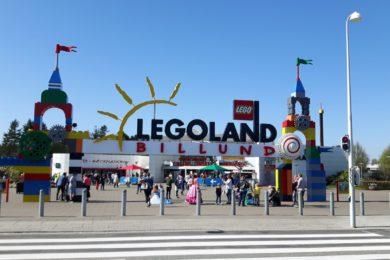 Legoland Dánsko (Billund) - Kompletní průvodce, vstupné, otvírací doba