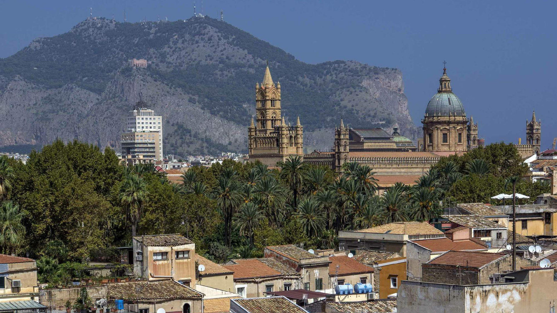 Palermo v Itálii – Pizza, mafia i úžasné památky v podrobném průvodci