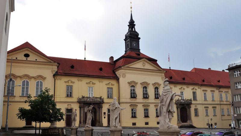 Reprezentativní historická budova