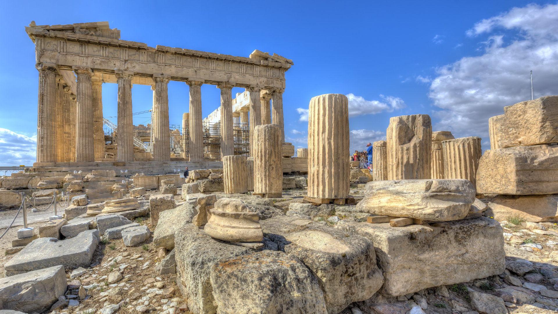 Řečtí bohové na Olympu – Seznam, jména, rodokmen