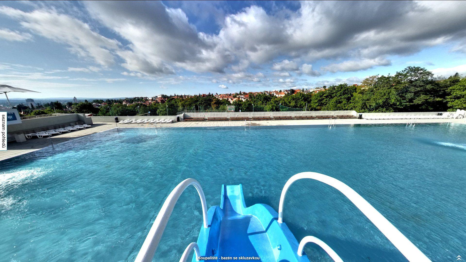 Koupaliště a bazén Kraví hora v Brně – Kompletní průvodce