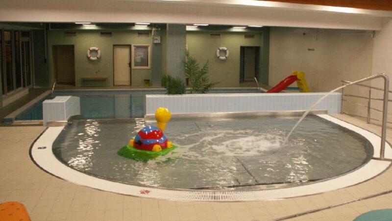 Dětský bazének na bazénu Přerov