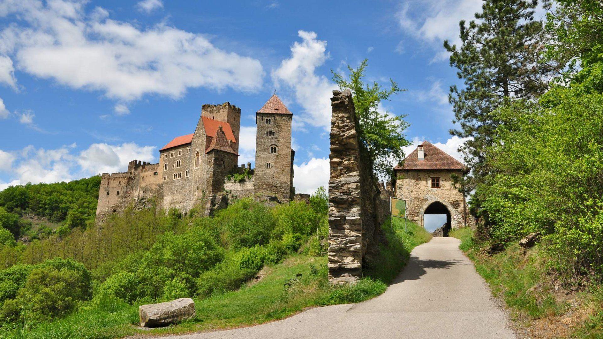 Hardegg v Rakousku – Výlet na hrad i vyhlídku