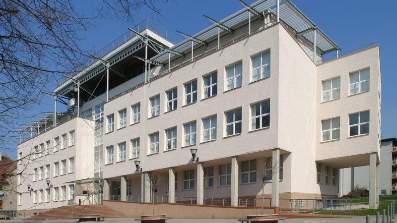 Další z moderních budov magistrátu Ostrava