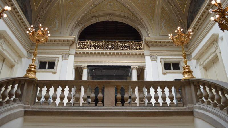 Muzeum hlavního města Prahy a jeho interiéry