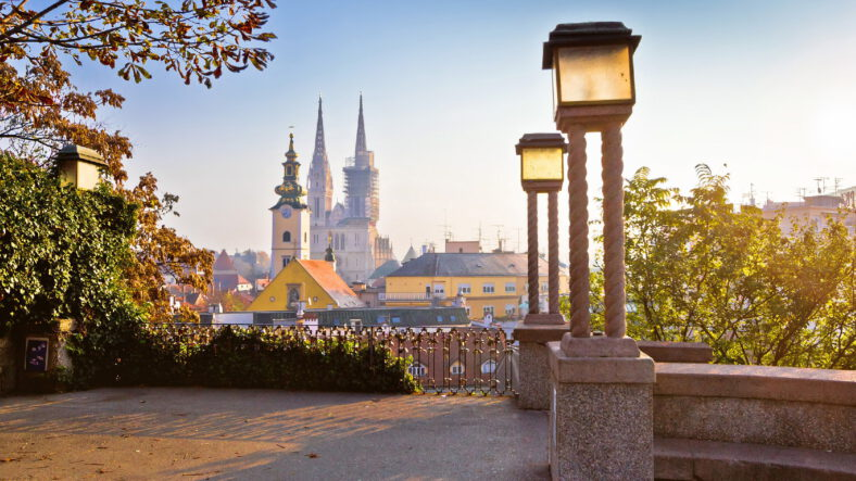 Záhřeb zajímavosti, památky i počasí – Průvodce hlavním městem Chorvatska