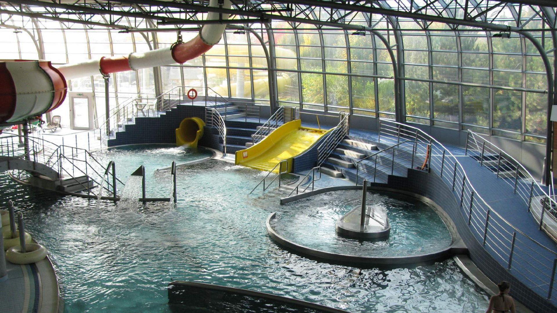 Aquapark Olomouc – Ceník, otevírací doba, vstupné