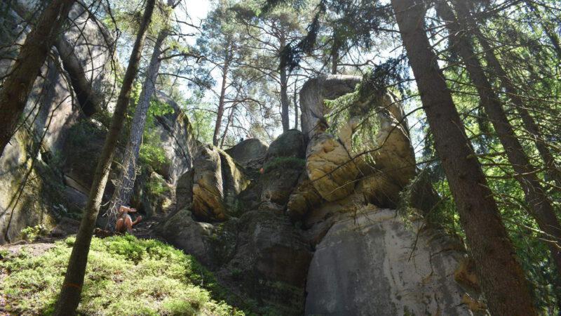 Příroda Českého ráje je úchvatná