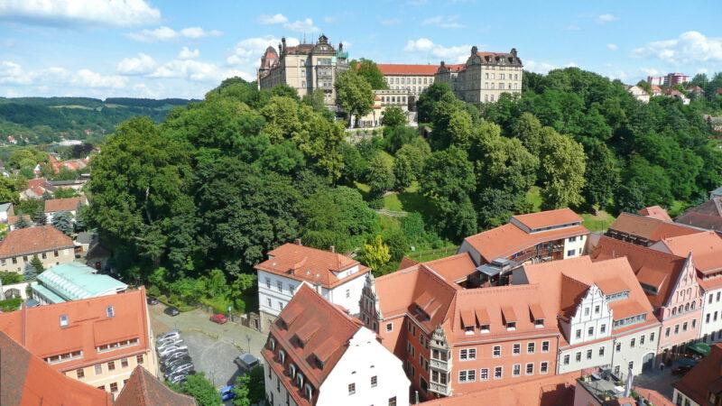 Centrum města Pirna
