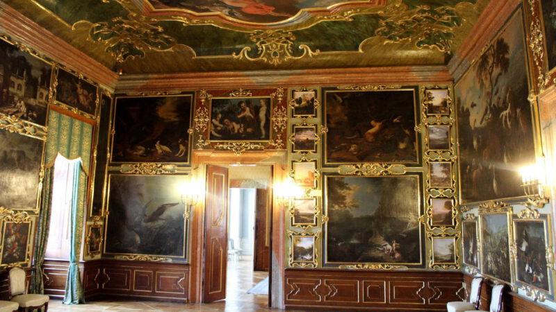 Rod Lichtenštejnů patřil k nejbohatším v Evropě - zámek Valtice je důkaz