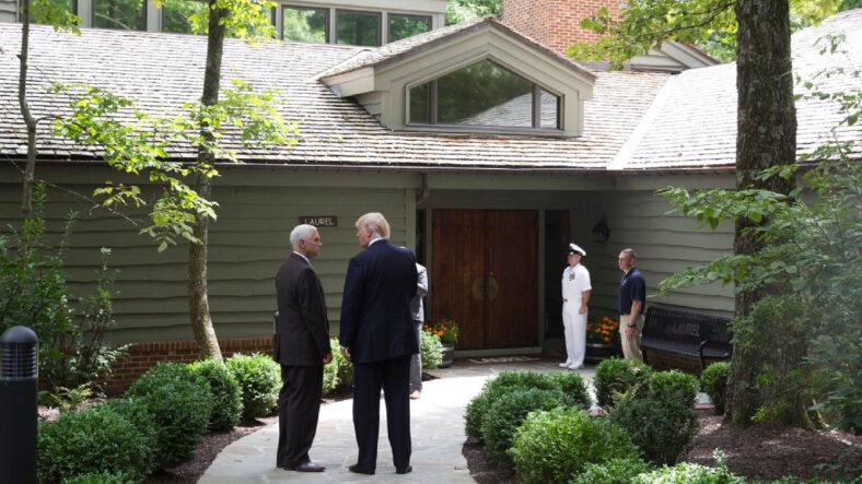 Camp David – Značka amerického prezidenta
