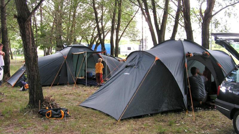 Autokemp Merkur Pasohlávky nabízí mnoho možností ubytování