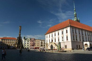 Magistrát města Olomouc - Úřední hodiny, občanské průkazy, volná místa