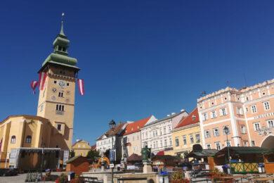 Retz průvodce – Krásné městečko v Rakousko nabídne obchody, památky i víno