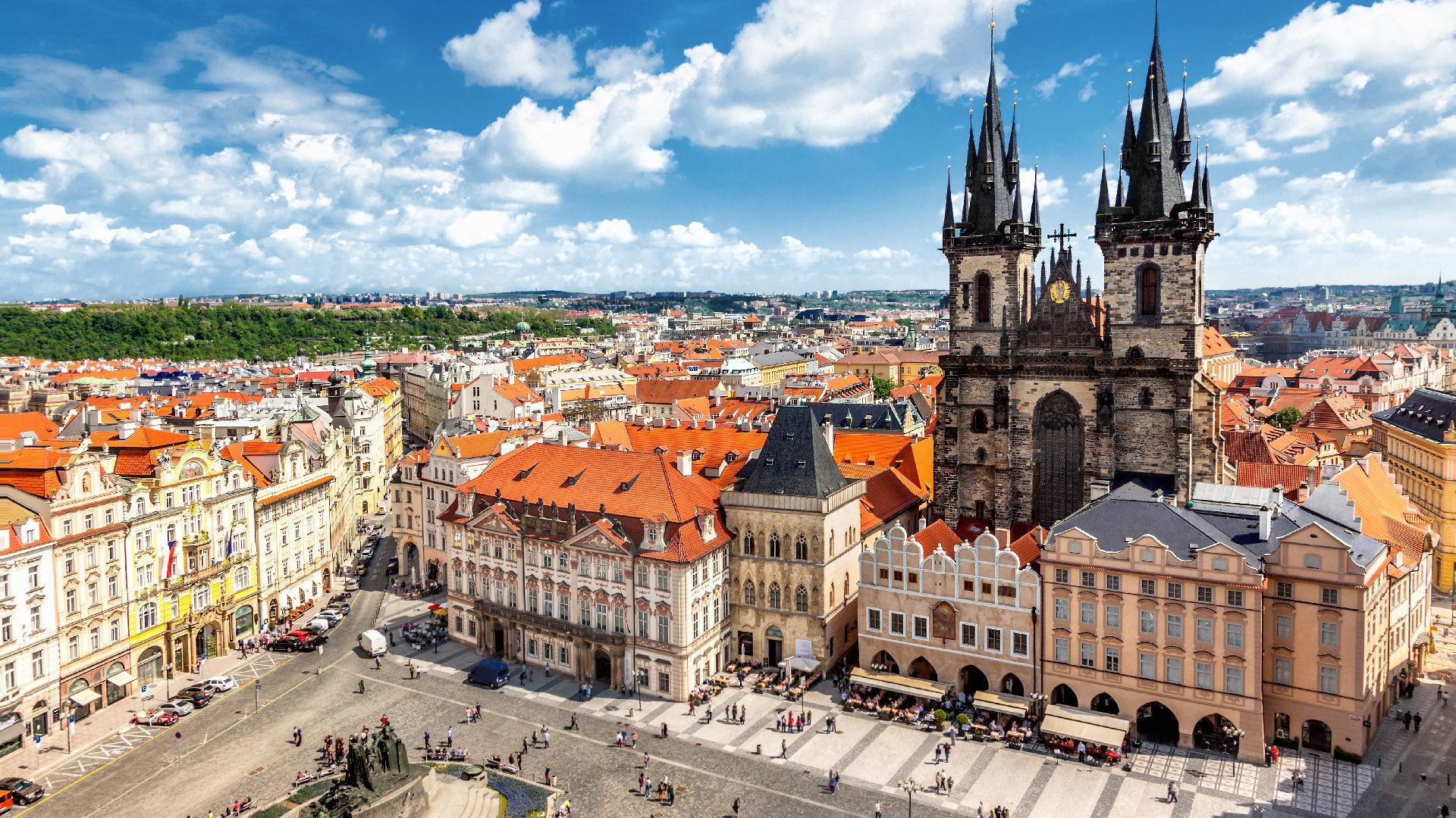 Týnský chrám Praha – Vstup, mše, otevírací doba