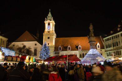 Vánoční trhy Bratislava 2019 – Program a průvodce