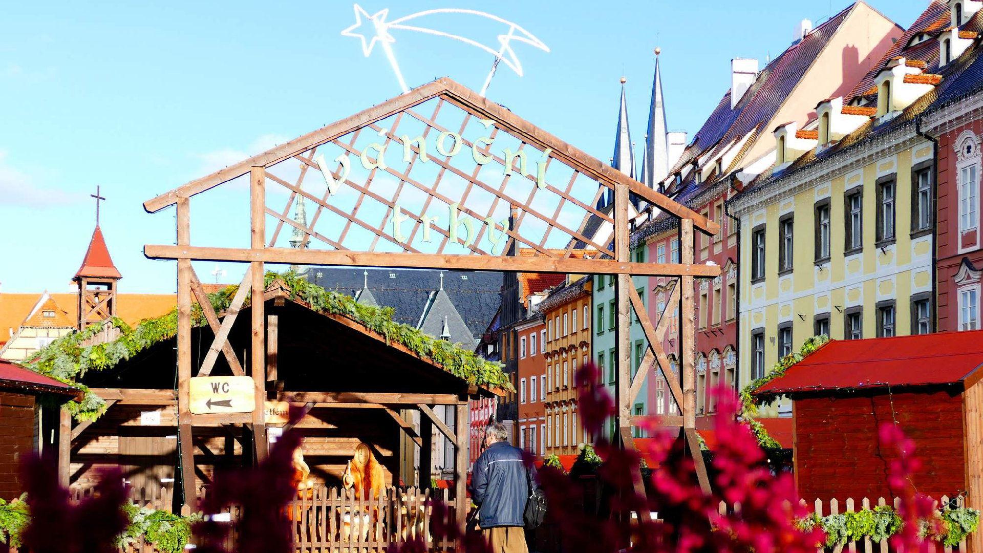 Vánoční trhy Cheb 2019 – Program, akce, průvodce