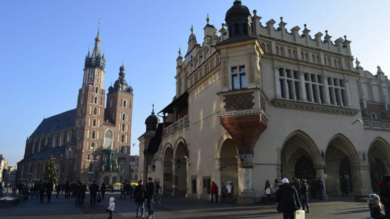 Krakow je nádherné historické město, které se dostalo i na seznam UNESCO