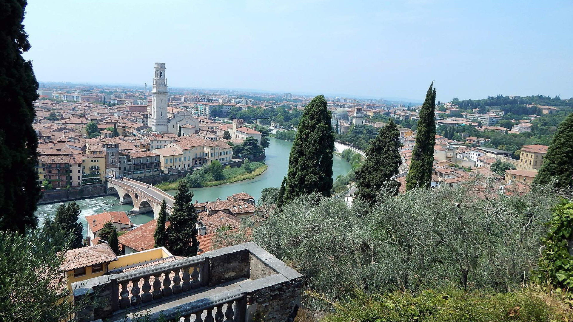 Verona v Itálii – Památky a kompletní průvodce městem