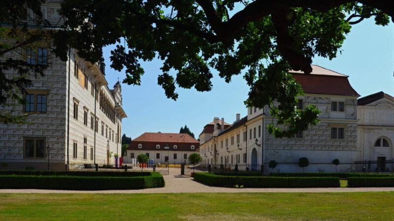 Zámek Litomyšl právem patří na seznam UNESCO