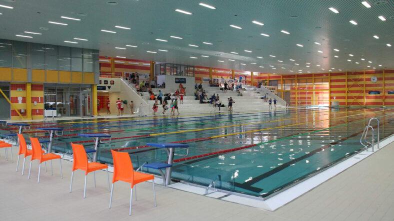 Aquapark Šutka s 50-metrovým bazénem – Ceník, otevírací doba