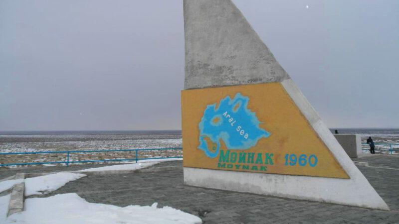 Aralské jezero památník na dávnou slávu
