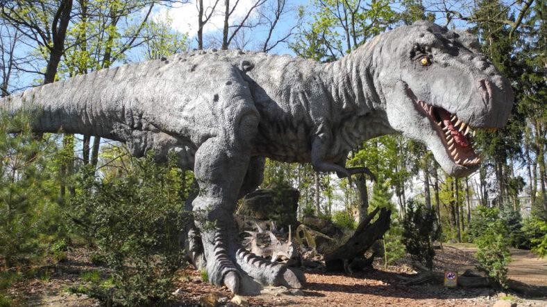 Dinopark Plzeň – Vstupné, otevírací doba, průvodce