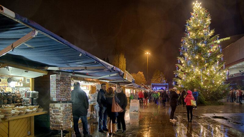 Vánoční trhy Karlovy Vary a jejich jedinečná atmosféra