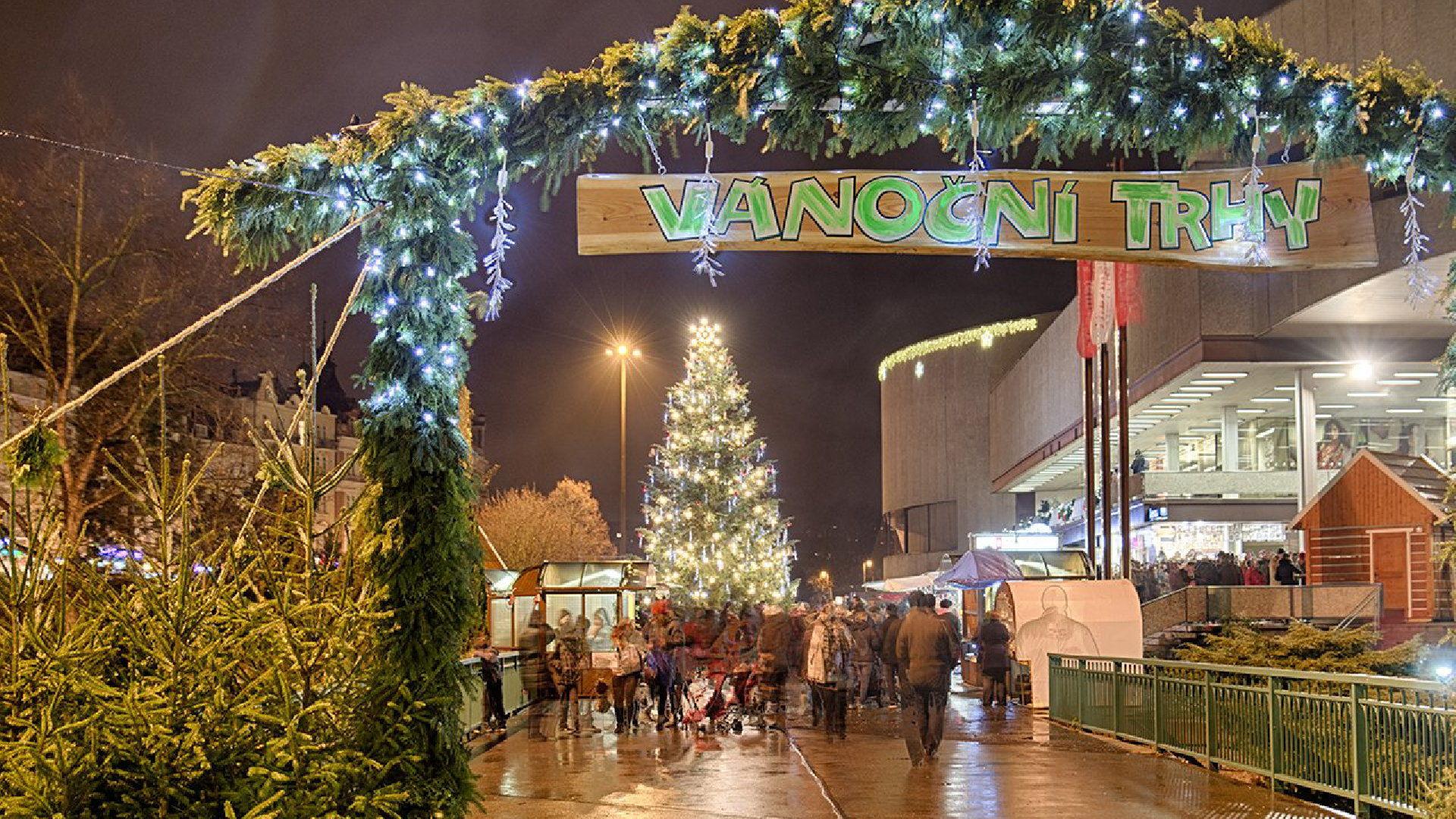 Vánoční trhy Karlovy Vary 2019 - Program a průvodce s tipy