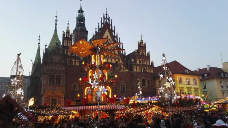Vánoční trhy Wroclav 2019 - Program, průvodce, zájezdy