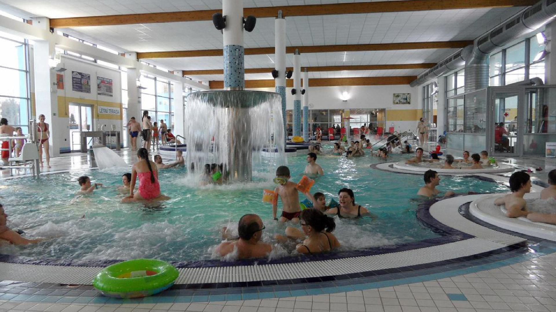 Aquapark Uherské Hradiště – Ceník, otevírací doba, průvodce