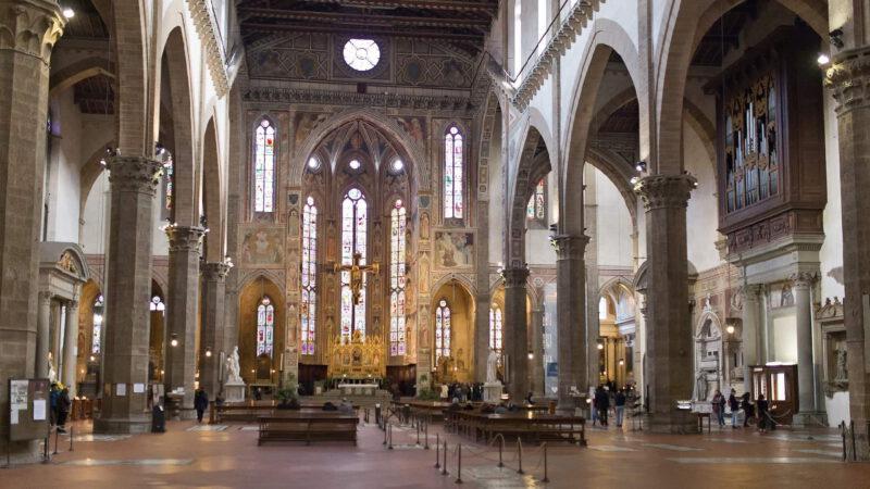 Florencie je plná úžasných památek